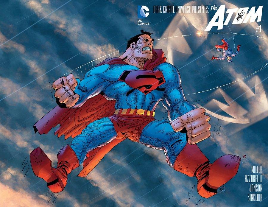 Dark Knight Universe Presents - The Atom # 1