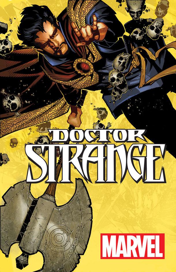 Doctor Strange # 1