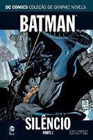 DC Comics Coleção de Graphic Novels - Batman - Silêncio - Parte 1