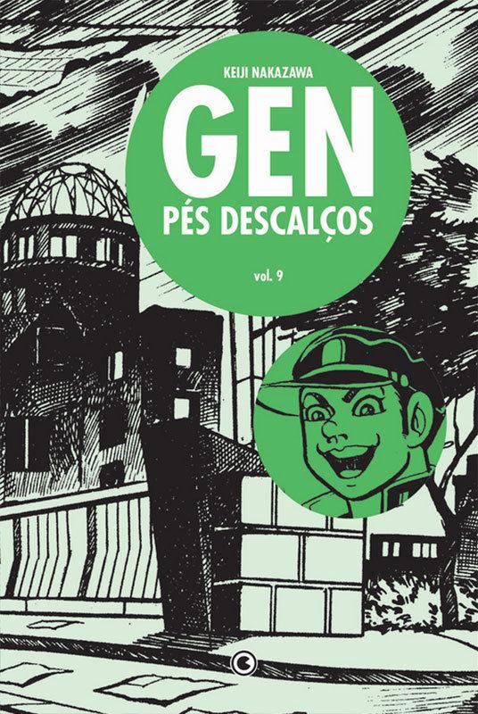 Gen - Pés Descalços - Volume 9