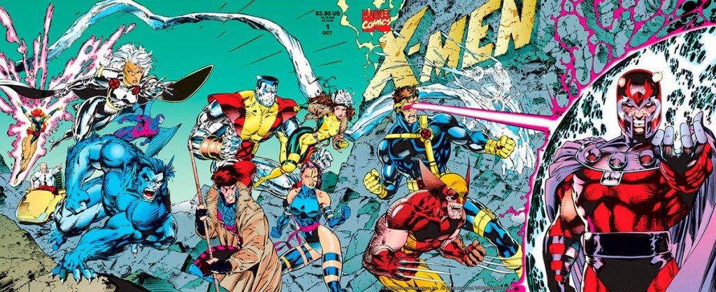 Capa de X-Men # 1