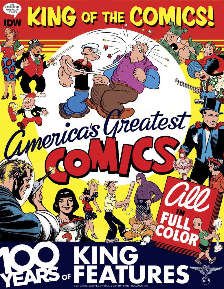 King of the Comics: 100 years of King Features