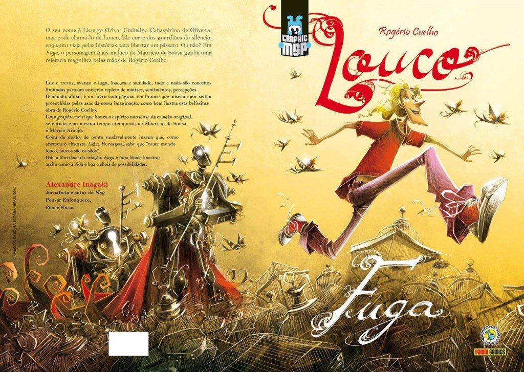Louco - Fuga