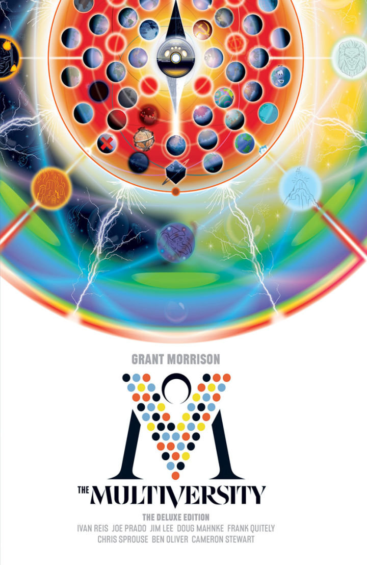 The Multiversity - The Deluxe Edition