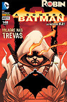 A Sombra do Batman # 40