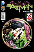 Batman # 39 - capa variante