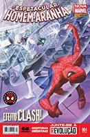 O Espetacular Homem-Aranha # 4