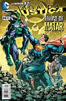 Liga da Justiça # 39