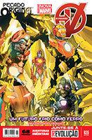 Os Vingadores # 26