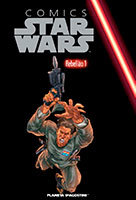 Comics Star Wars - Volume 37 - Rebelião 1