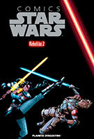 Comics Star Wars - Volume 38 - Rebelião 2
