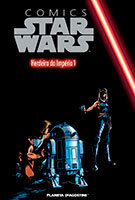 Comics Star Wars - Volume 4 - Herdeiro do Império 1