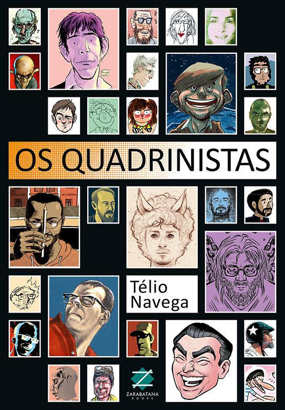 Os quadrinistas