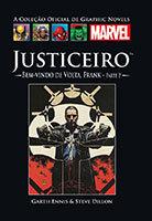 A Coleção Oficial de Graphic Novels Marvel # 56 - Justiceiro - Bem-vindo de volta, Frank - Parte 2