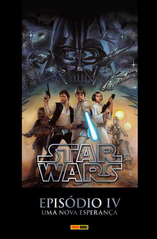 Star Wars - Episódio IV - Uma nova esperança