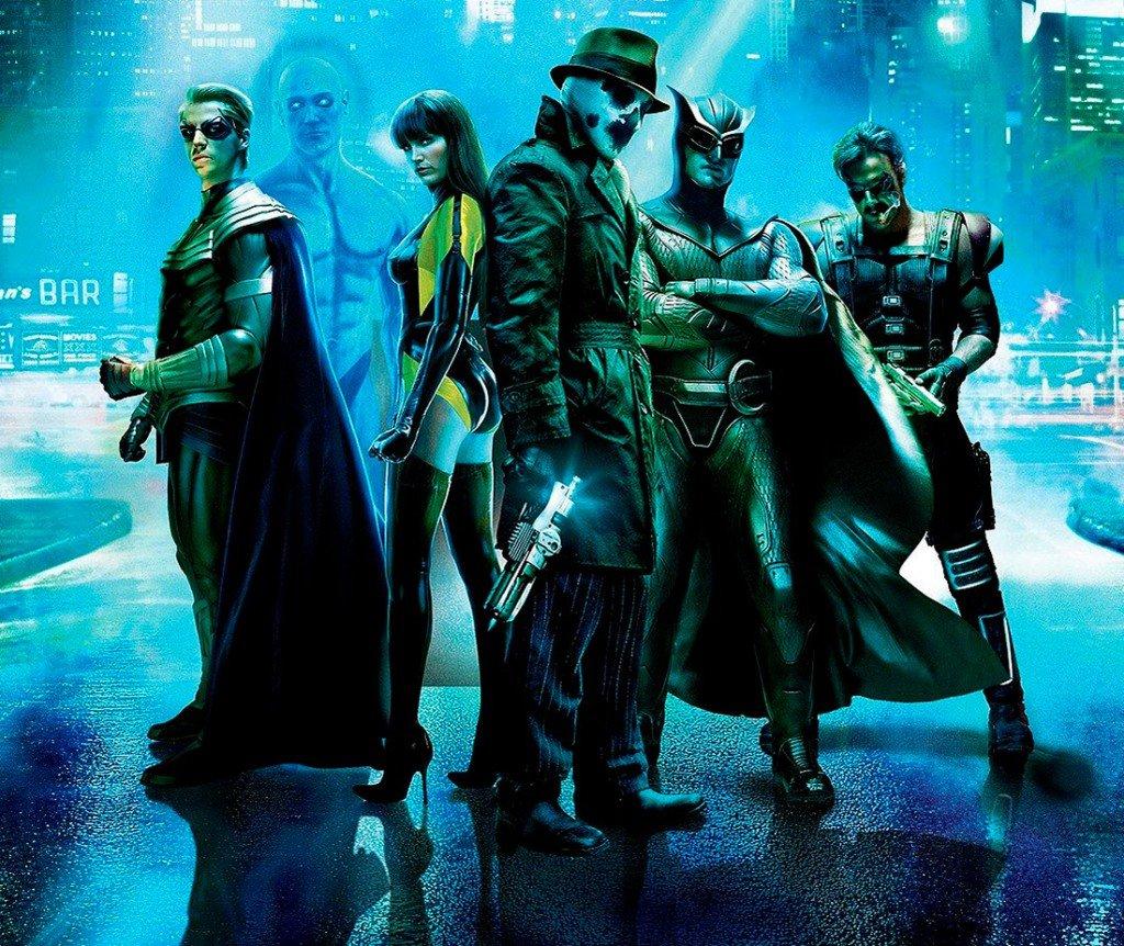 Imagem do filme Watchmen