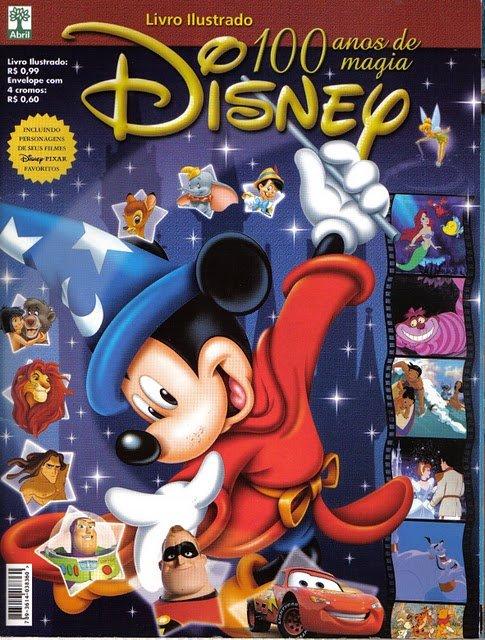 100 anos de magia Disney
