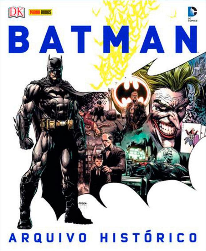 Batman - Arquivos Históricos