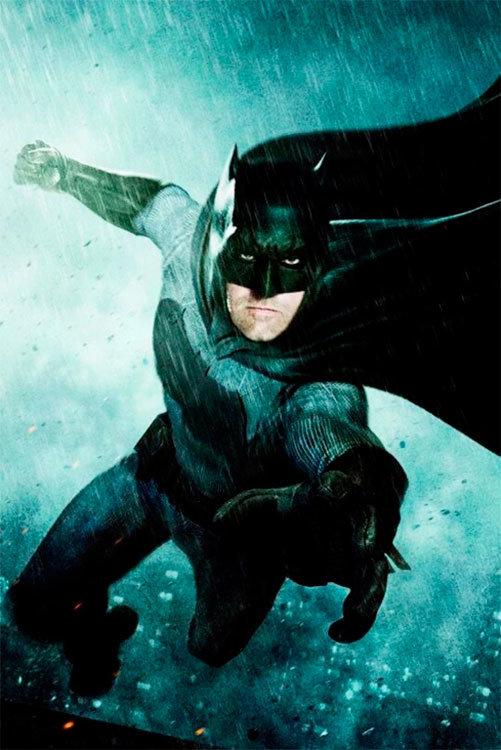 Novo Teaser Trailer De Batman Vs Superman A Origem Da Justica