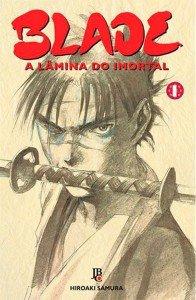 Blade – A lâmina do imortal # 1