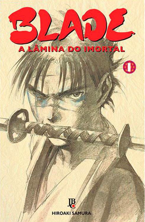 Blade - A Lâmina do Imortal # 1