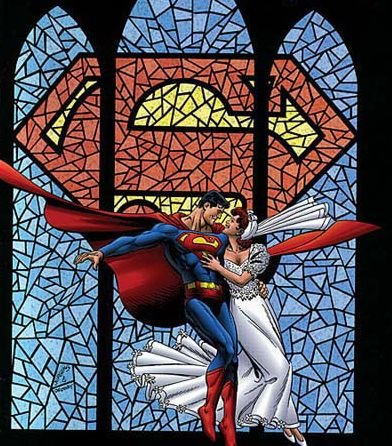 Casamento do Superman