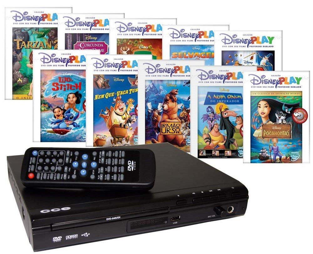 Coleção Disney Play
