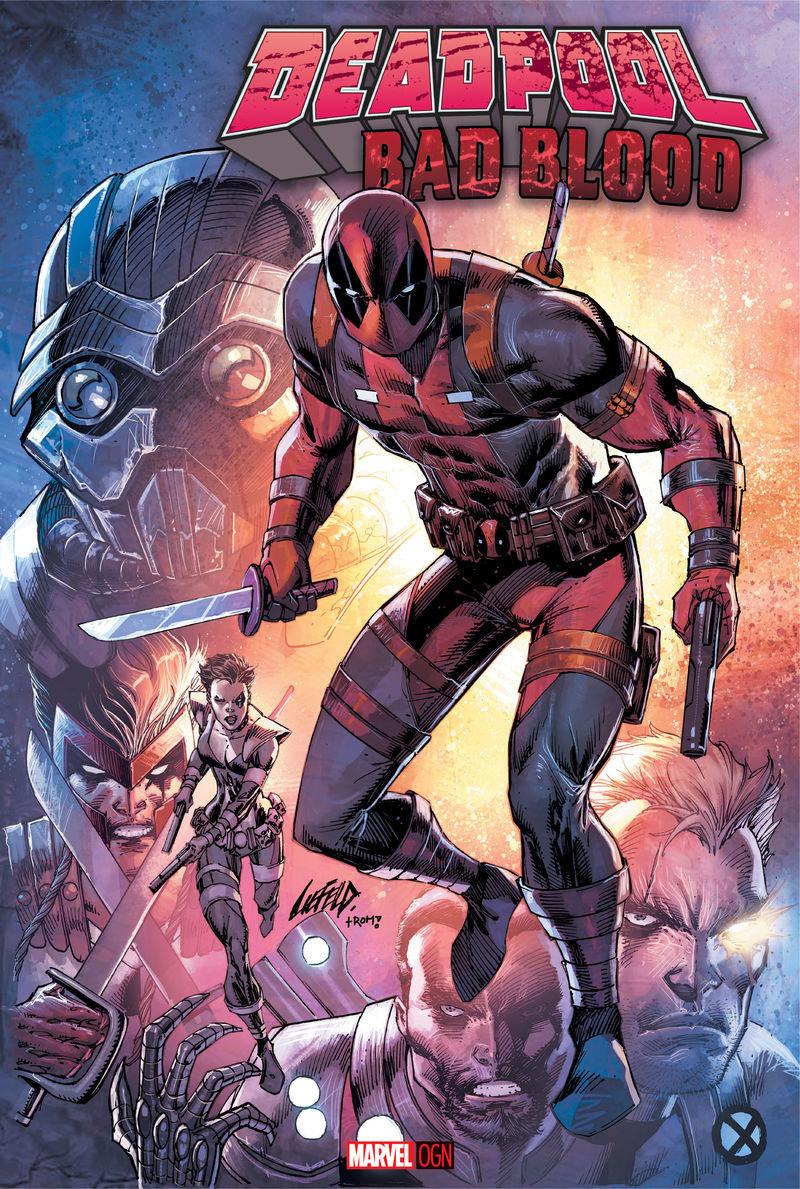 Deadpool Bad blood