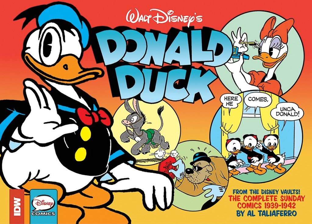 Walt Disney's Donald Duck: The Sunday Newspaper Comics