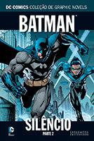 DC Comics Coleção de Graphic Novels - Batman - Silêncio - Parte 2