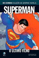 DC Comics Coleção de Graphic Novels - Superman - O último Filho