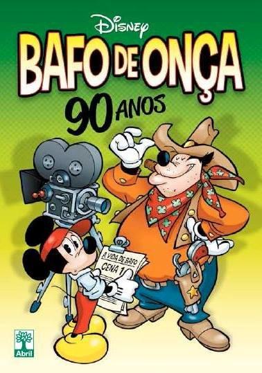 Bafo-de-Onça - 90 anos