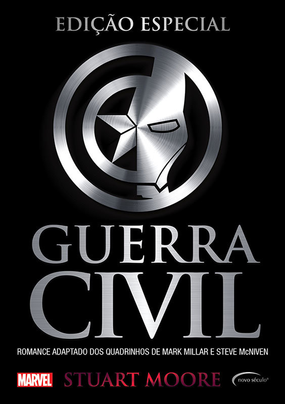 Guerra Civil capa dura