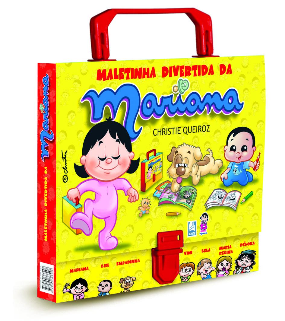Maletinha Divertida da Mariana
