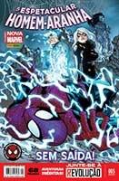 O Espetacular Homem-Aranha # 5