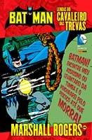 Lendas do Cavaleiro das Trevas - Marshall Rogers - Volume 2