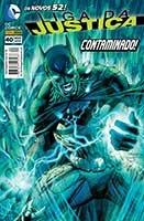 Liga da Justiça # 40