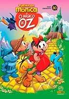 Turma da Mônica em O Mágico de Oz - Edição comemorativa Mauricio 80 anos