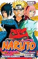 Naruto Edição Pocket # 66