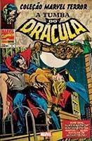 Coleção Marvel Terror - A Tumba do Drácula # 3