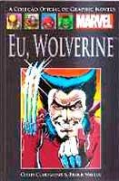 A Coleção Oficial de Graphic Novels Marvel # 59 - Eu, Wolverine