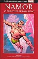 Os Heróis Mais Poderosos da Marvel # 20 - Namor