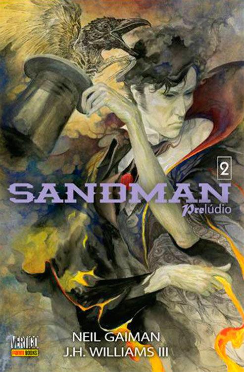 Sandman - Prelúdio # 2