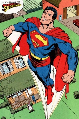 Superman de John Byrne
