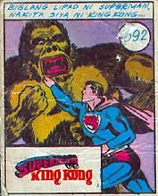 Superman e King Kong