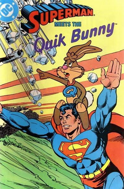 Superman e Quik