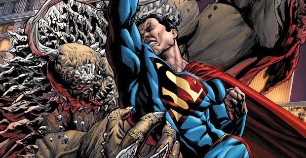 Superman e a revanche contra Apocalypse