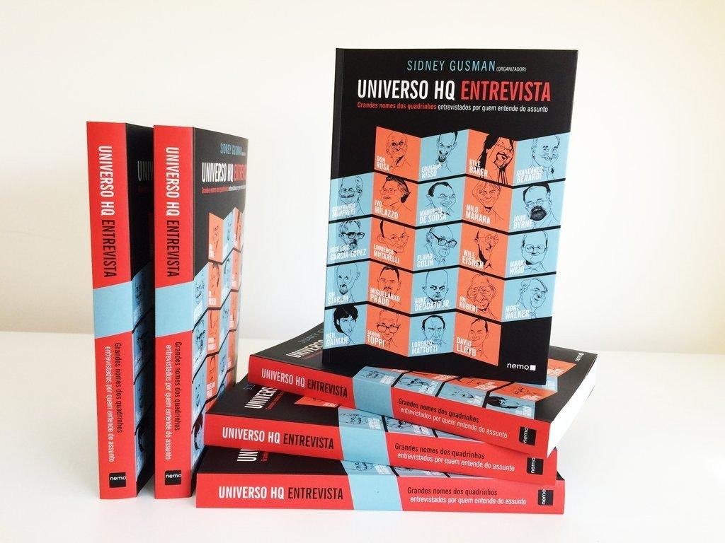 Universo HQ Entrevista