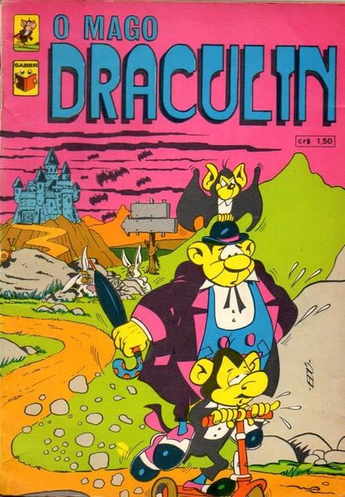 O Mago Draculin