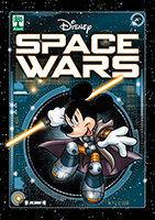 Disney Temático # 52 - Space Wars